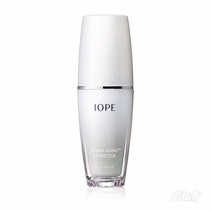 [IOPE] Urban Aging Corrector 50ml / Anti-aging serum by Amore Pacific #IOPE