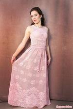 Платье - филеечка - Вязание - Страна Мам