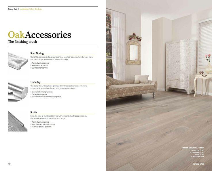Grand Oak Timber Flooring: Grand Oak Brochure P6