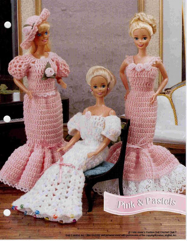 247 best Barb\'s crochet images on Pinterest | Crochet dolls, Crochet ...
