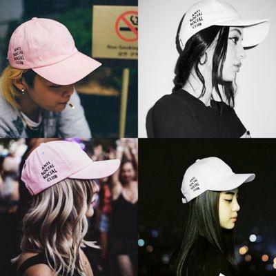 Anti social club unisex cap/hat