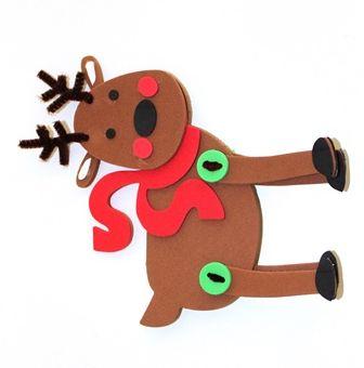 Foam Reindeer Kit