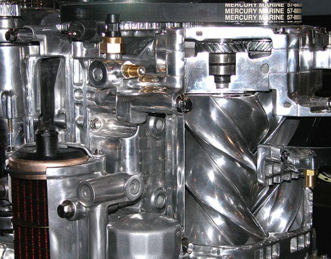 Mercury 4 Stroke Outboard Oil Change Instructions 115