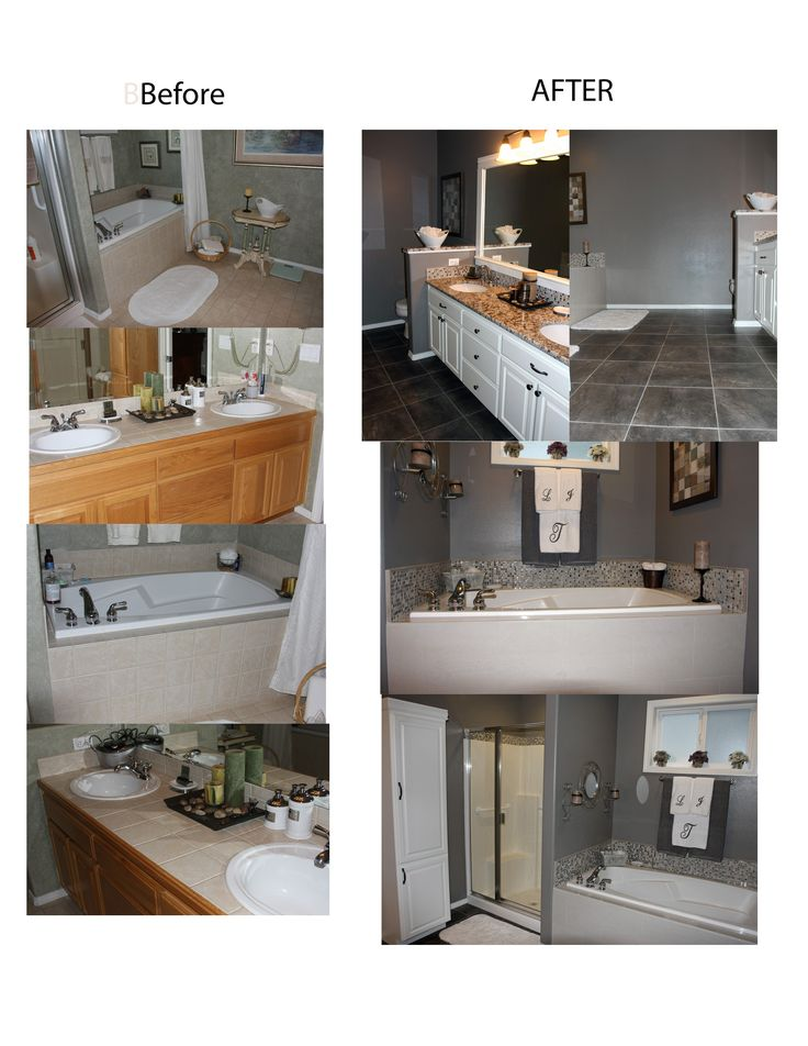 Diy Bathroom Remodel Before And After 18 best before and afters images on pinterest   before after