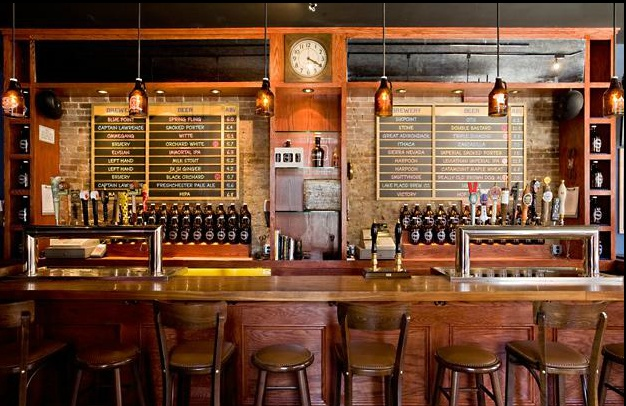 17 best images about food things in nyc on pinterest for Craft beer bars new york