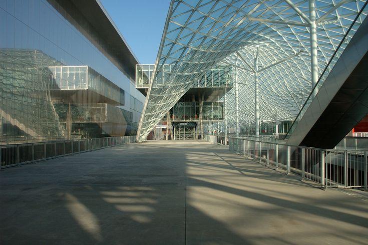Gallery of New Milan Trade Fair / Studio Fuksas - 12