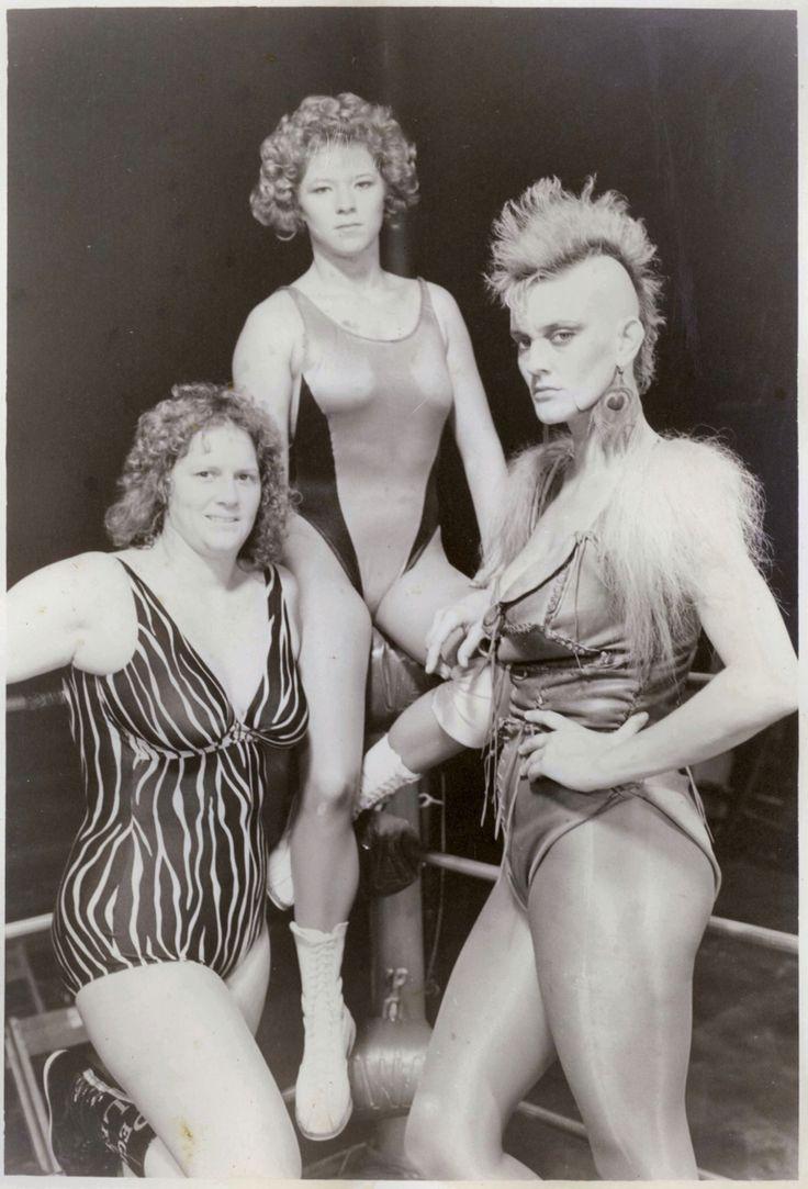 Leather, Vachon, & Maxine