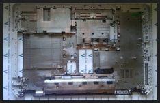 Plasturgie Coque de Base HP Envy DV7 DV7T DV7-7000 681970-001 - Vendredvd.com