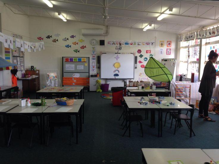 Classroom term 1: first attempt