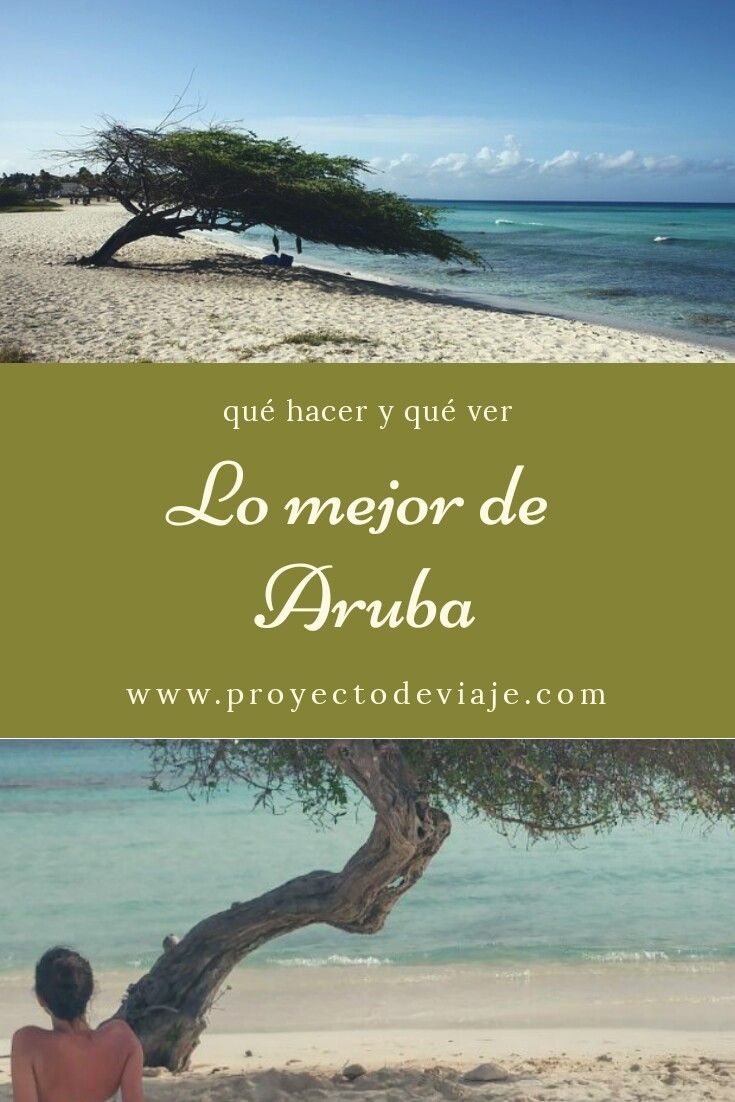 Aruba La Isla Feliz Tips Para Conocerla Aruba Antillas Caribe Amoviajar Outdoor Beach Water