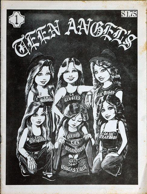 Teen Angel Mag 88
