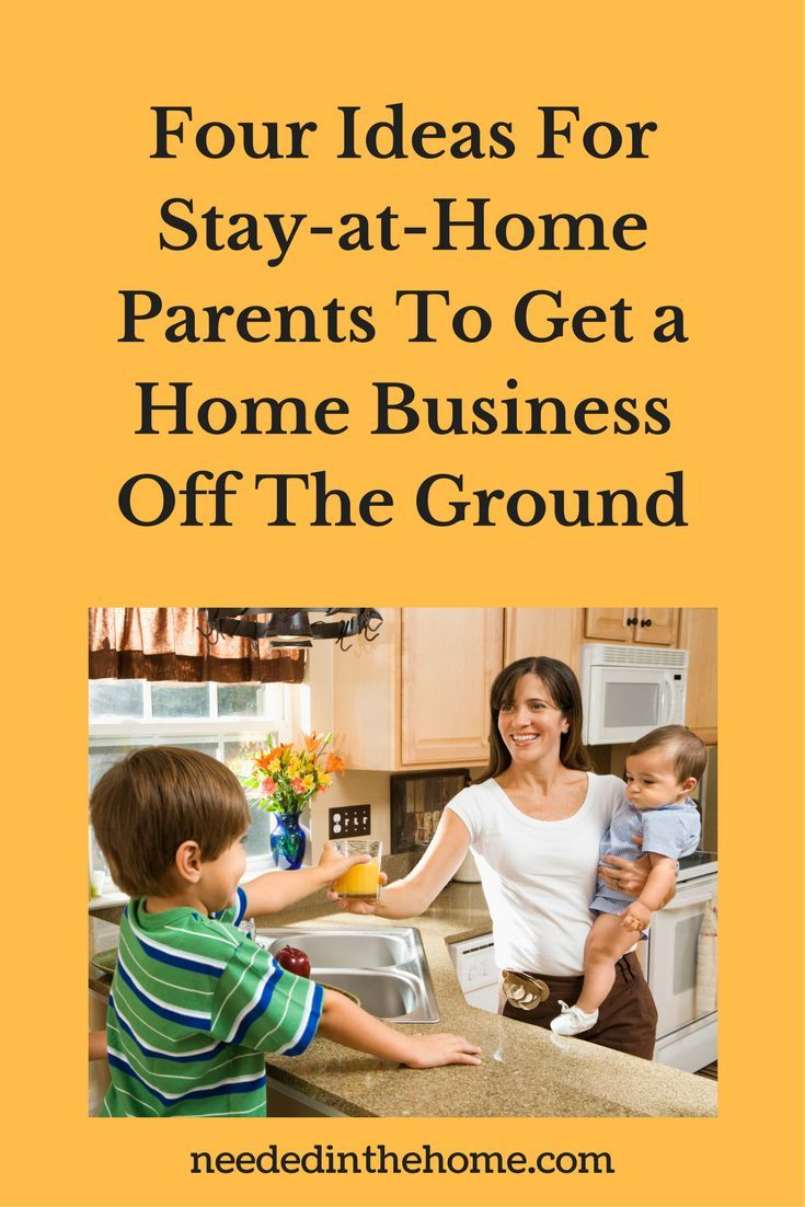 stay at home parents