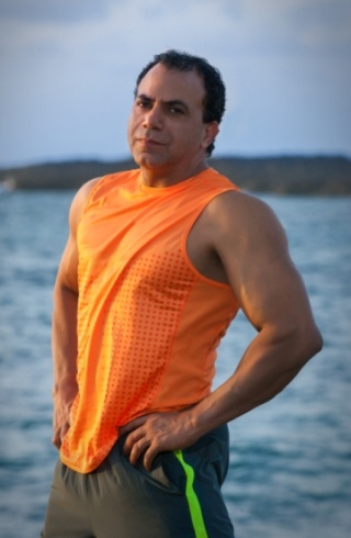 Personal Fitness Trainer of the Month - March 2013  Frank Cabrera www.ifpa-fitness.com