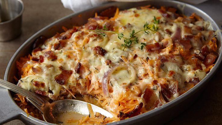 Húsos rakott burgonya – mennyei étel, egyszerű recept!