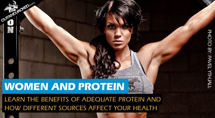 Going for muscle? Get the straight facts on protein guidelines for the female body! #strongisthenewskinny: Protein Diets, Womens Health, Cute Weight Lifting Diet, Article, Muscle Building Women, Women Health, Build Muscle, Body Weight, Fitness Workouts Crossfit