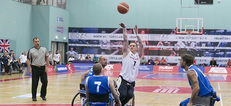 GB Men's Wheelchair Basketball Team qualify for Rio 2016 ...