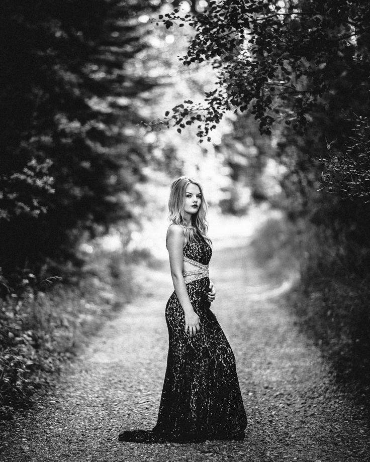 Maddy's Graduation Shoot / Edson Alberta / Graduation Dress / Senior Photographer / Graduation Dress / Jordan Conarroe Originals