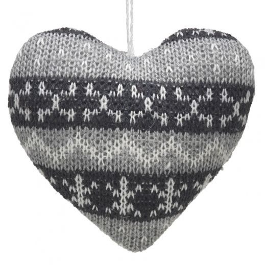 7 best forest friends christmas theme images on pinterest woodland wilko berry heart hanging decoration knitted grey at wilko solutioingenieria Choice Image