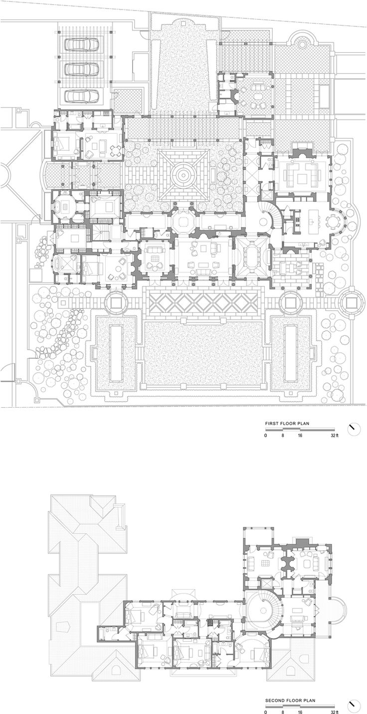 299 best images about Architectural plan/ elevation studies on ...