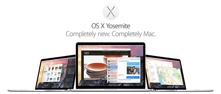 Check Out Whats Next For The Mac - OSX 10.10 Yosemite... With Lots Of Pictures :)  At Apple's World Wide Developer Conference on June 2nd, the next operating system for the Mac was finally revealed - OSX 10.10 Yosemite. Here's a breakdown of what's coming. Worth reading because...