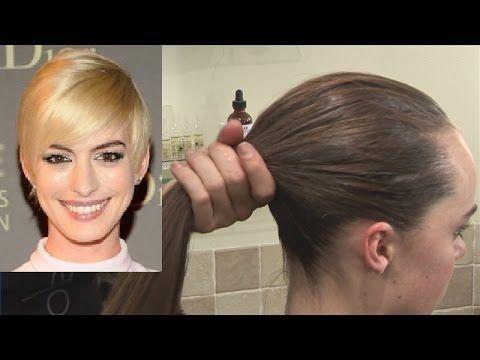 Best Hair Video Tutorials Images On Pinterest Hair Dos - Beckham hairstyle 2015 tutorial