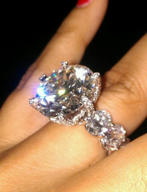 the ultimate wedding ringfloyd mayweather ex fiance ring a girls dream come true - Perfect Wedding Ring