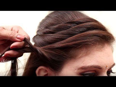 Coiffure rapide tressée pour les filles de l'école ★ Coiffures du quotidien pour les filles 2018 ... - #braided #Everyday #Girls #HAIRSTYLE #hairstyles