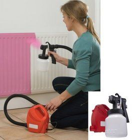 How To Use A Paint Sprayer Indoors