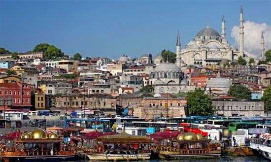 ملفات تركية: إسطنبول من الداخل !