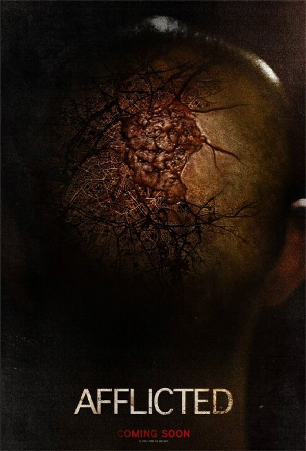 """Upcoming horror movie """"Afflicted"""" coming soon fb.me/HorrorMoviesList BestHorrorMovieList.com #horrormovies"""