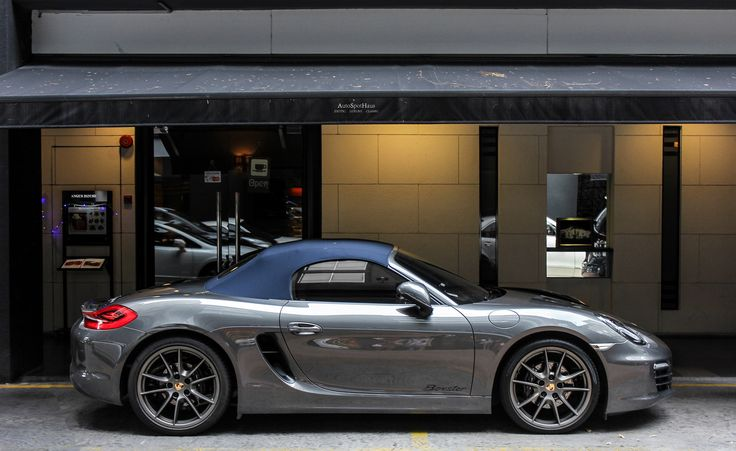 Porsche Boxster S (981) | Flickr - Photo Sharing!