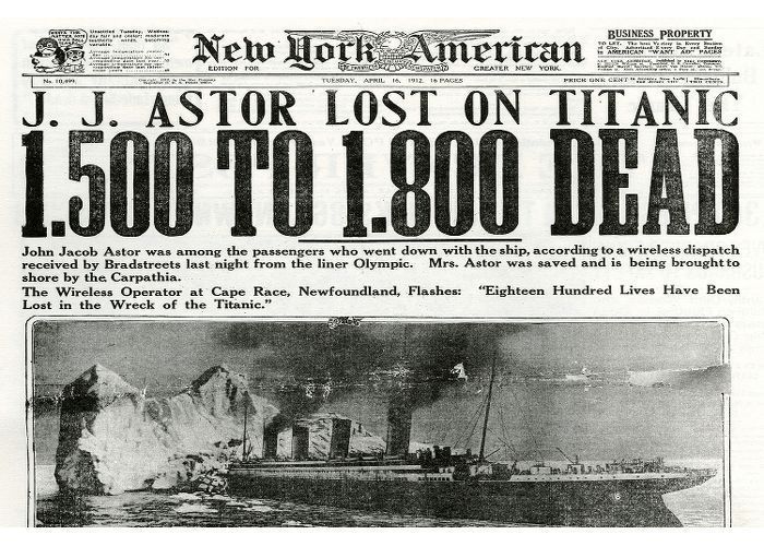 Titanic History, always a mystery
