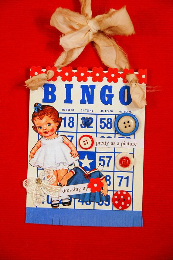 how to make bingo cards with images