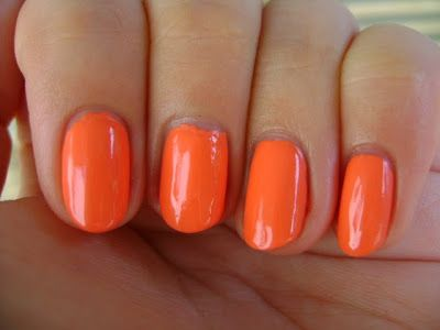 Smart and Sarcastic With Dashes of Insanity: Sally Hansen Insta-Dri Fast Dry Nail Color in 460 Snappy Sorbet