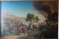 Angrebet på Dybbøl Bjerg 5 juni 1848.jpg