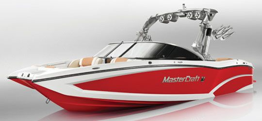 New - 2015 - Mastercraft Boats