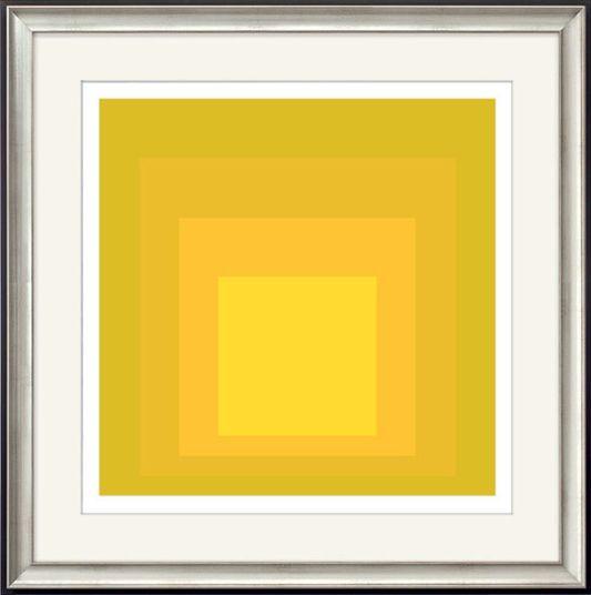 """Josef Albers: """"MMA I"""" (1970) http://www.kunsthaus-artes.de/de/014096.00/Bild-MMA-I-1970/014096.00.html#cgid=t_geometrie&start=1"""