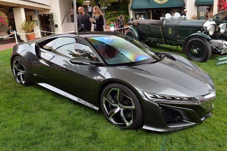 2014 Acura NSX......looks like it might also transform into a robot.