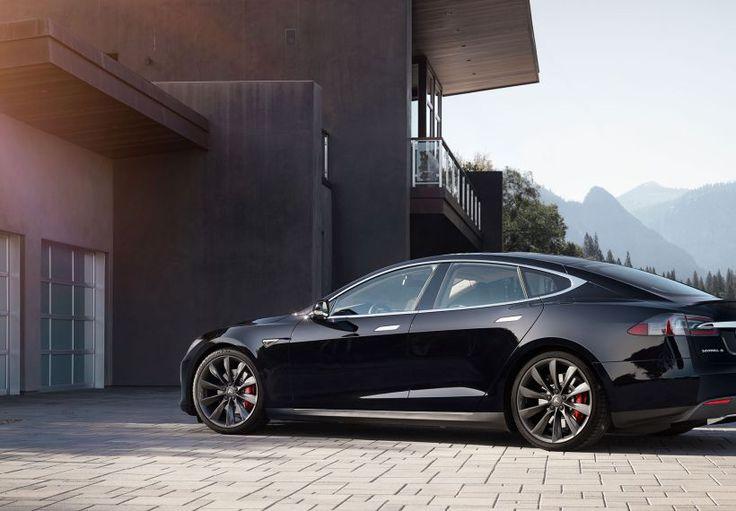 Tesla Sedan