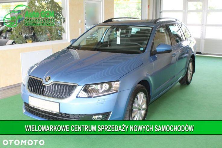 Škoda Octavia KOMBI STYLE 1.4 TSI 150 KM + Amazing + Xenon + Climatronic - 1