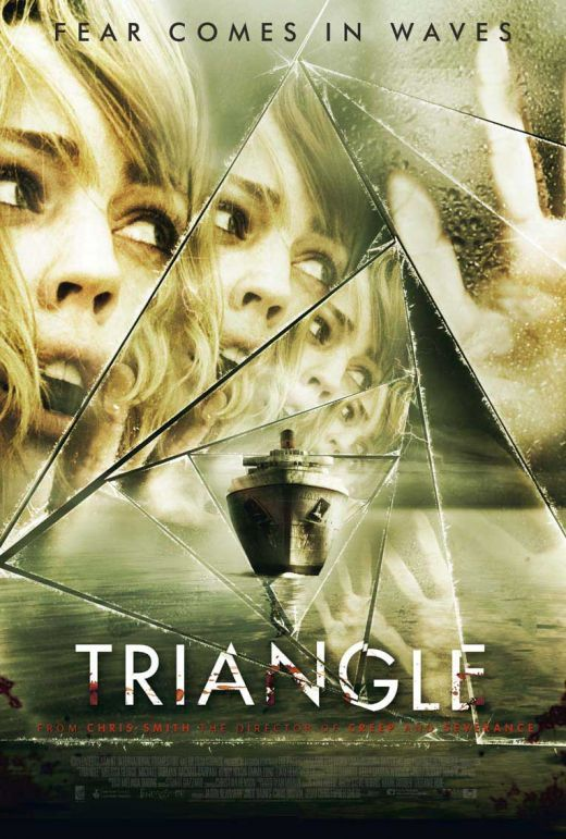 """Triangle"" > 2009 > Directed by: Christopher Smith > Horror / Mystery / Thriller"