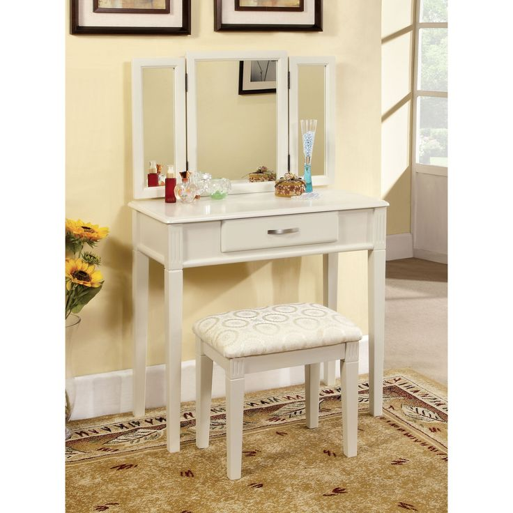 White Bedroom Vanities best 25+ bedroom vanity set ideas on pinterest | vanity ideas