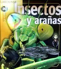 Insectos y arañas