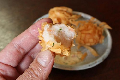 Crunchy Shrimp Balls Recipe (aka Chef's Special Balls)
