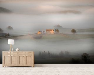 English Countryside Photographer Villager Jim Has A Unique Style To His  Work, Creating Even More Unique Made To Measure Wall Murals.