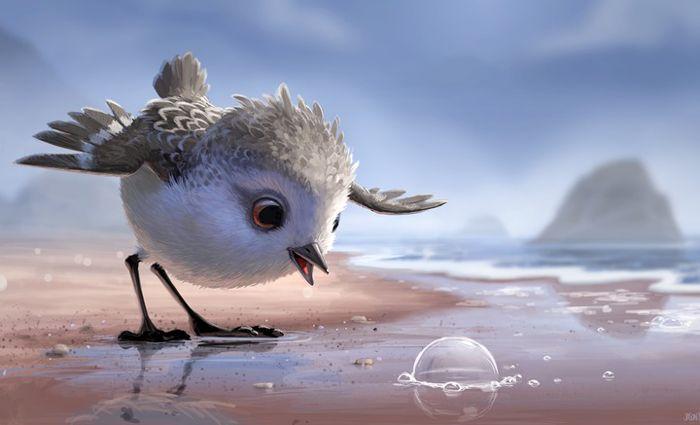 Eens in de zoveel tijd trakteert Pixar het publiek op een korte animatie-film uit. De nieuwe short film heet Piper. De cute factor is ongekend hoog.