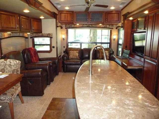 2012 Used Redwood Redwood Fifth Wheel in Florida FL.Recreational Vehicle, rv, 2012 Crossroads Redwood 36RL. Non Smoker no pets. Factory installed washer,dryer, and water filtration system,king size bed. New Goodyear G rated tires.Gen Prep, Keyless entry with keypad and key fobs. Full body paint in excellent condition. Two AC units. Rustic Cherry and Sonoma Ridge. Central vac,dual pane windows. Refrigerator with ice maker 40lb propane tanks. Dual batteries. This a very nice unit all serviced…