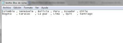 MACROS Y MACROS: MACRO PARA LEER ARCHIVOS DE TEXTO