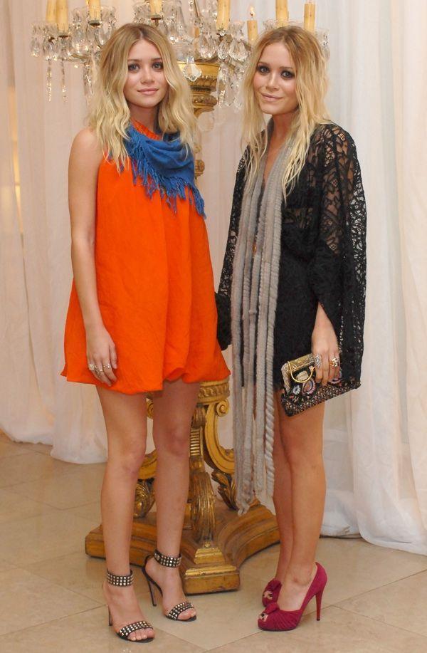 Gemelle Olsen, ovvero Ashley e Mary-Kate Olsen. Da attrici a trend setters a stiliste. La gallery dei loro look: idee per ragazze petite sotto 1.60 m!