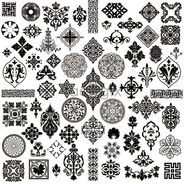 Superior European Designs #5: Classic European Patterns
